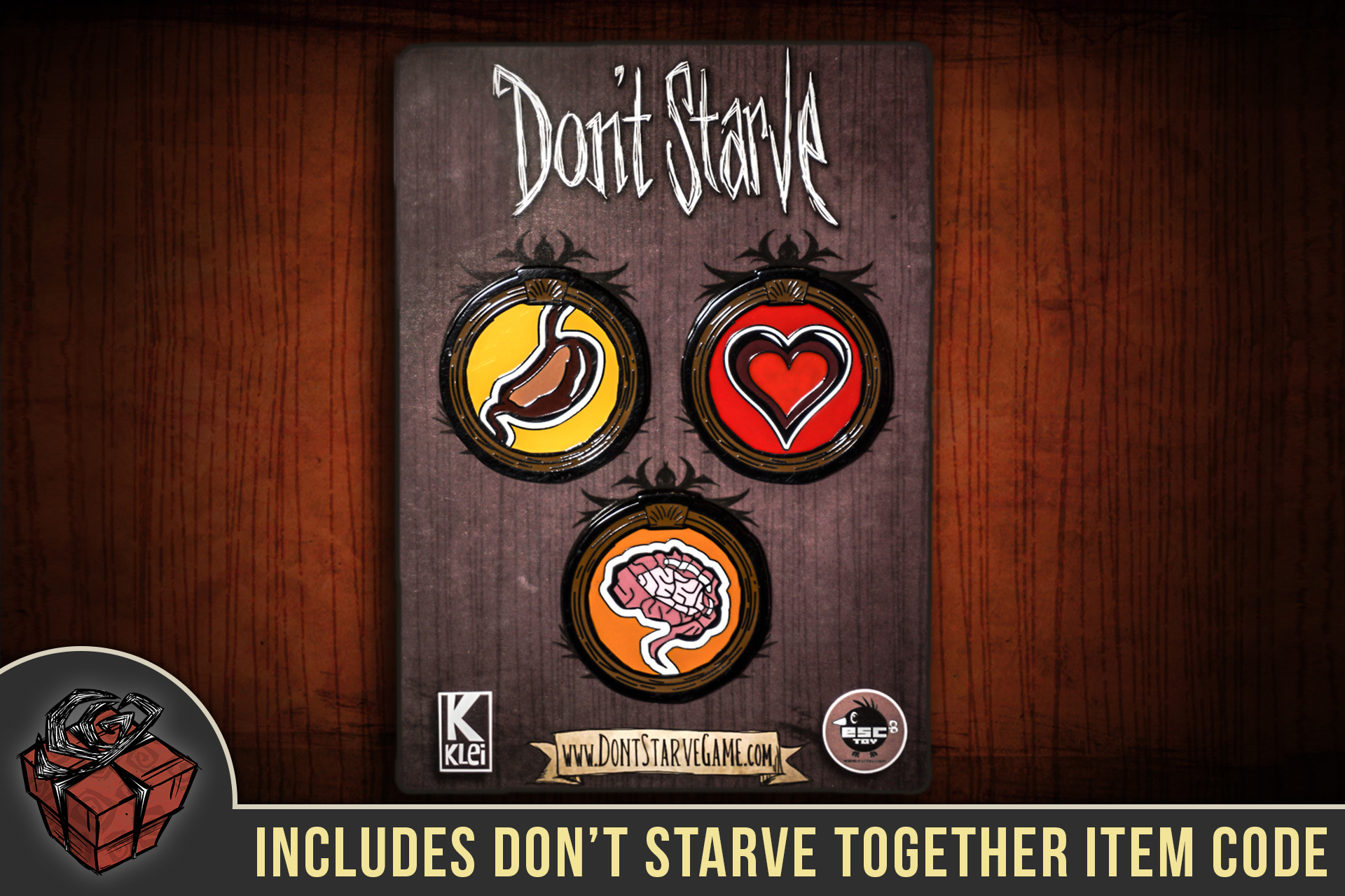 Dont starve code