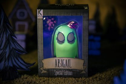 Abigail Glowing Vinyl Figure