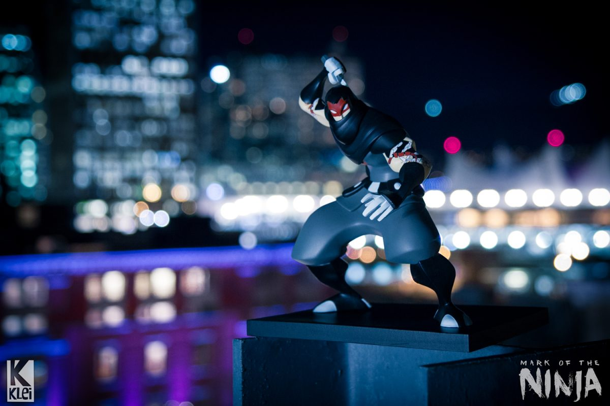 Mark of the Ninja Limited Edition Vinyl Figure