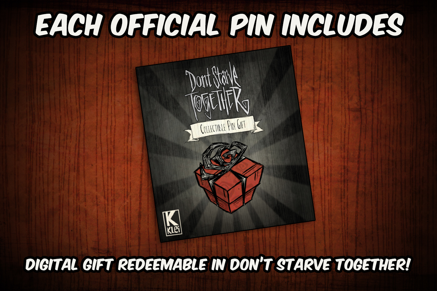 Beefalo and Poop Metal Pin Set