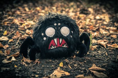 Hissing Spider Plush