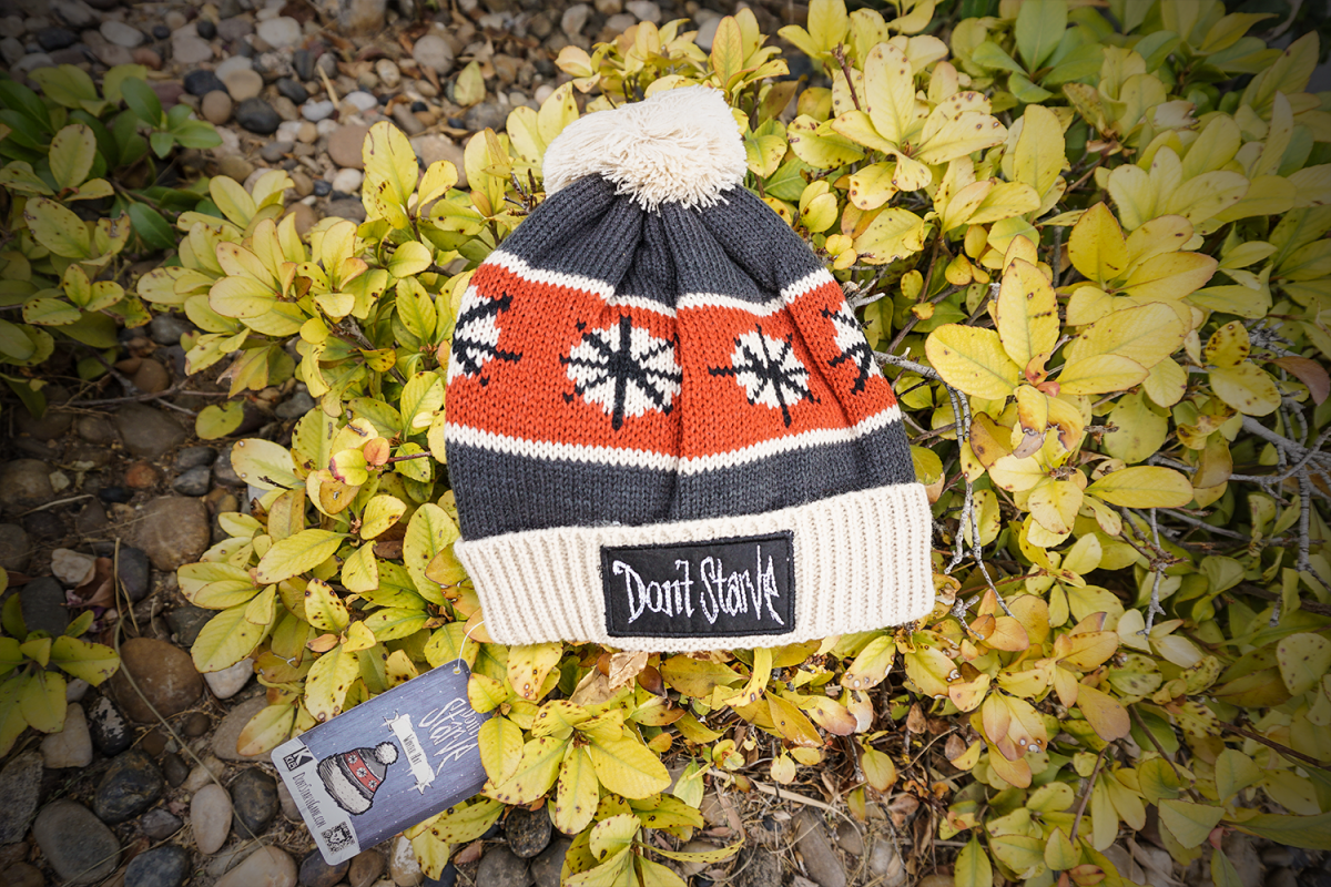 Don't Starve Grey Winter Hat Replica