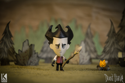 Don't Starve Blind Box Collectable Figures