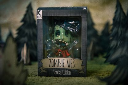 Limited Edition Zombie Wes