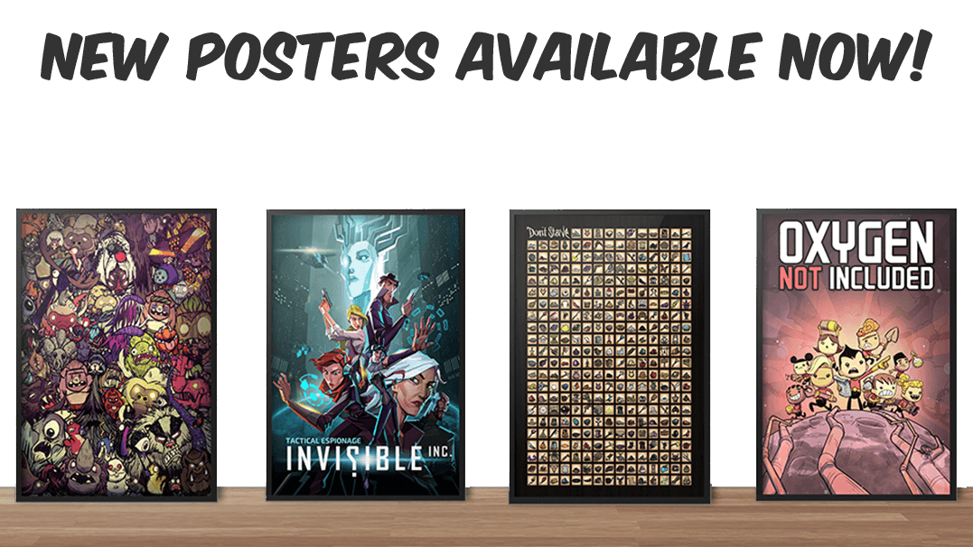 New Posters!