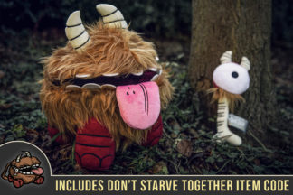 Klei Shop Official Chester Plush V2.0